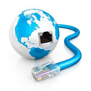 internet installatie